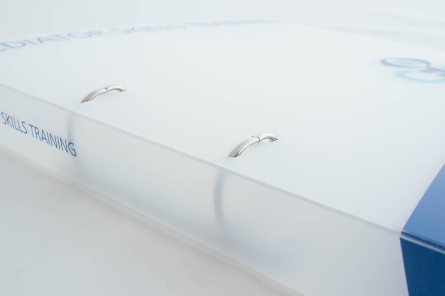 polypropylene ring binder