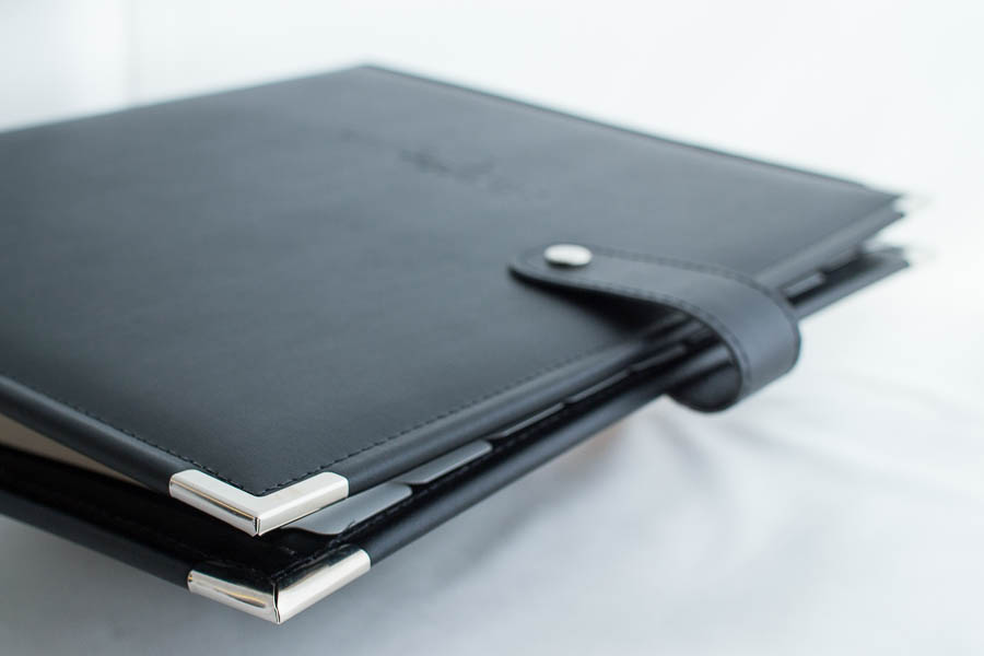 PU/Leather ring binder