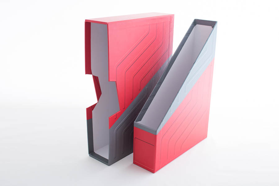 slant case and slipcase
