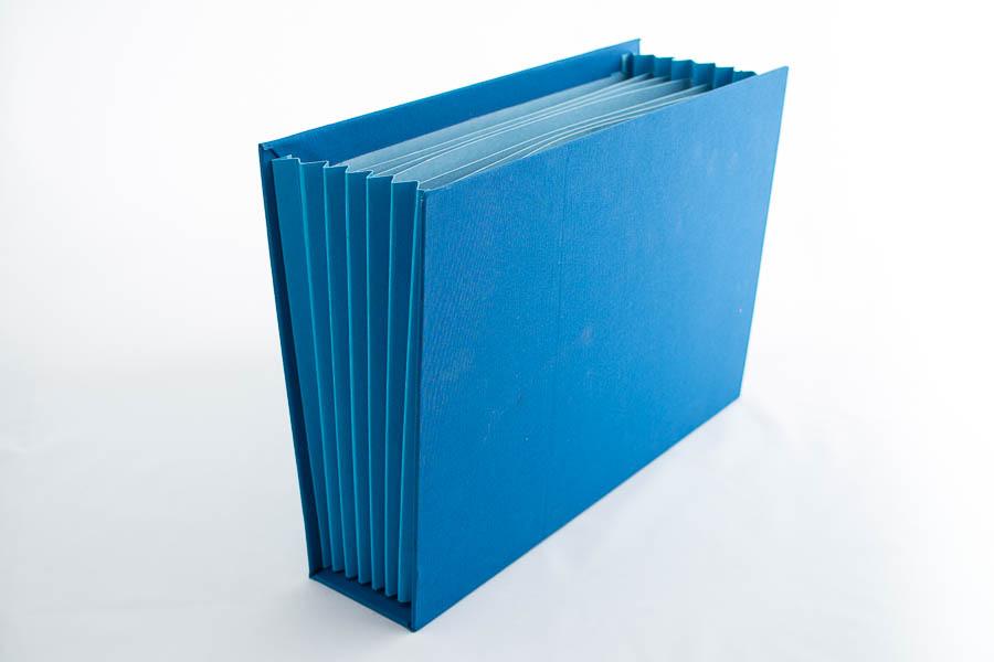 Concertina folder