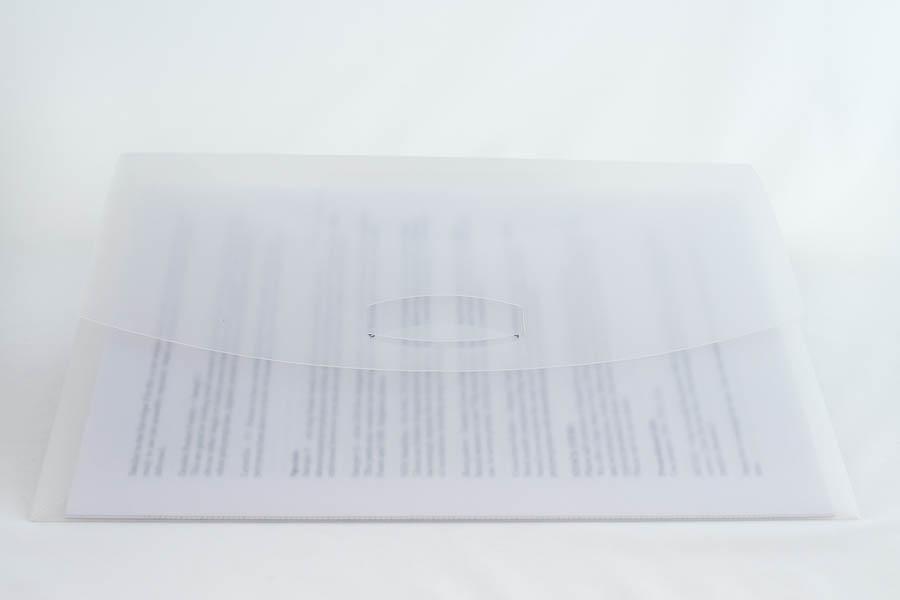 envelope file