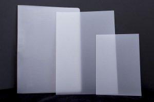 Polypropylene Report Covers