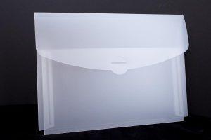 polypropylene expandable wallet