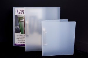 polypropylene binders