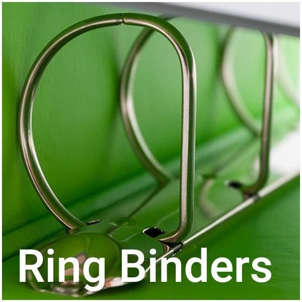 Ringbinders • Wallets • Folders